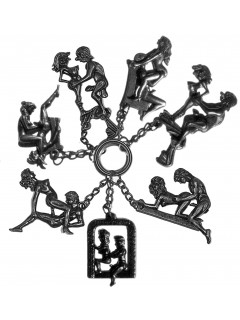 Porte-clefs KAMASUTRA