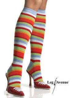 Chaussettes Multicolores hautes