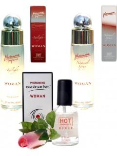 Parfum femme HOT phéromone
