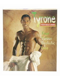 Poupée Tyrone