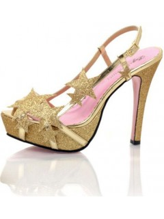 Chaussures talons 'Star'