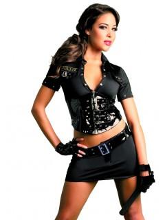 Costume de policière